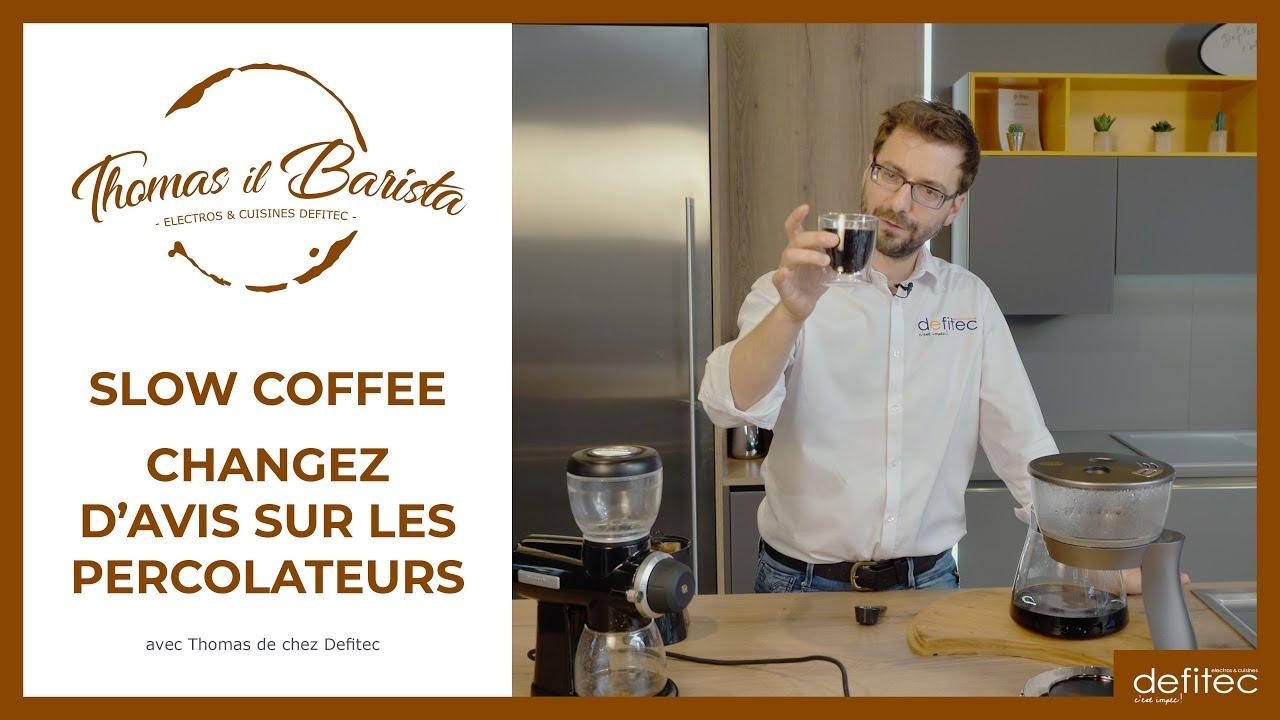 Extraction douce de votre café : découvrez la différence entre percolateur et percolateur