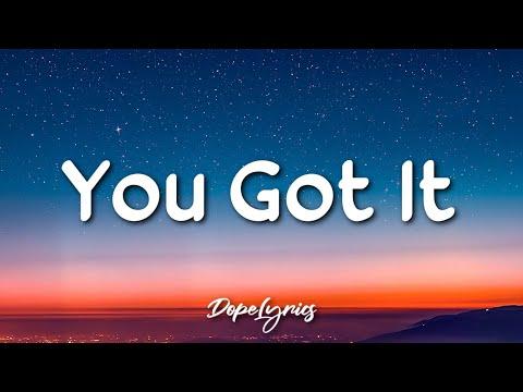 You Got It - Vedo (Lyrics) 🎵