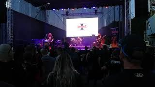 Video Scabbard-Soudný den (live masters of rock 2019)