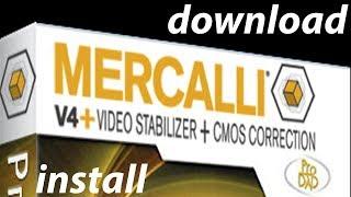 prodad mercalli v4 plugins for adobe free download - Thủ thuật máy