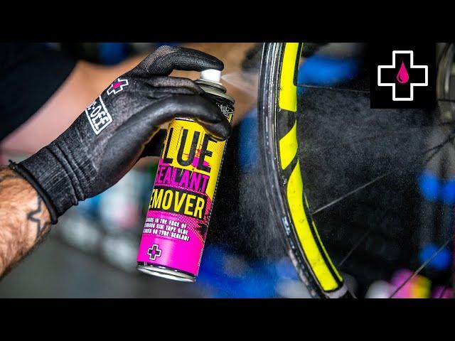 Видео Спрей от клея Muc-Off Glue & Sealant Remover 200 мл