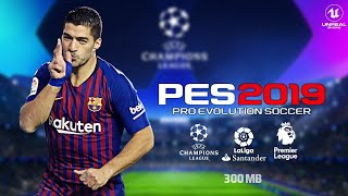pes 2019 mod android offline best graphics game download - Thủ thuật