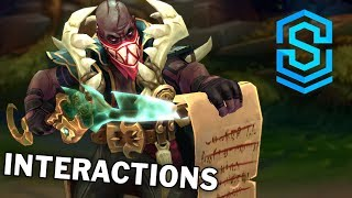Pyke Special Interactions