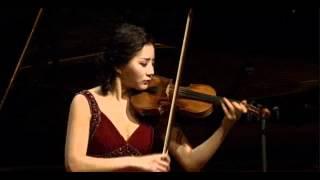 Hyun Su Shin | Ysaye | Violin Sonata No. 3 | Ballade | Queen Elisabeth Competition | 2012