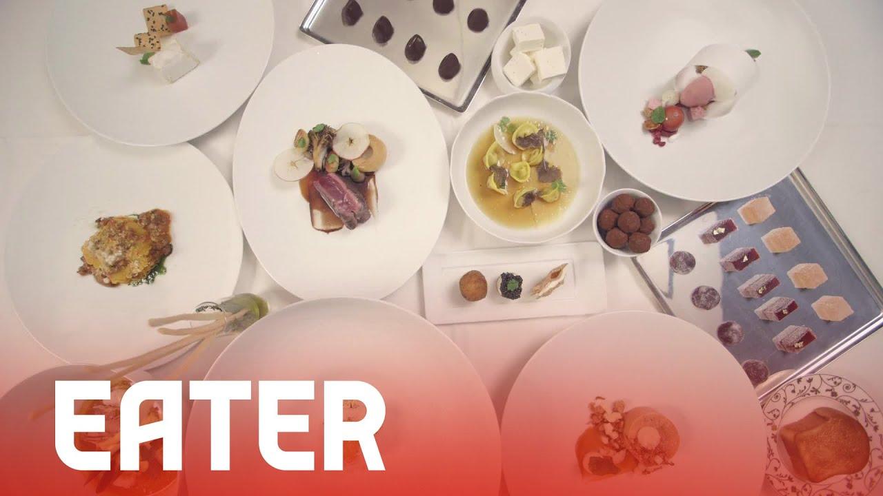 Ai Fiori, Winter 2014 - 60 Second Tasting Menu thumbnail