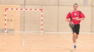 How To Do Dribbling in Handball