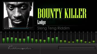 Bounty Killer - Lodge (Sleng Teng Riddim) [HD]