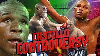 What Happened When Floyd Mayweather Took On Jose Luis Castillo (HIS ONLY LOSS?)