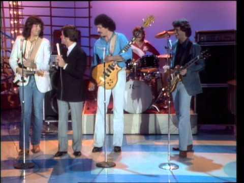 Dick Clark Interviews Pure Prairie - American Bandstand 1980