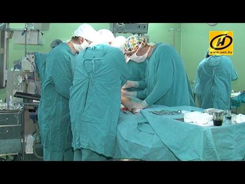Врачи проводят операции на суставах детям с диагнозом «церебральный паралич» в Могилёве