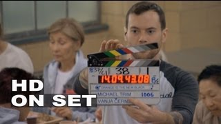 Orange Is The New Black: Behind the Scenes Footage Part 1 (Broll)