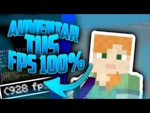 COMO AUMENTAR LOS FPS EN MINECRAFT! +1000FPS!