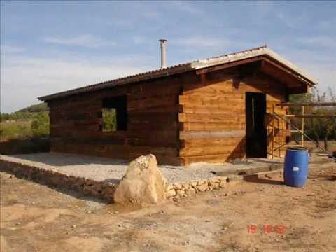Quiero Construir Una Casa De Madera Como Ago Yahoo