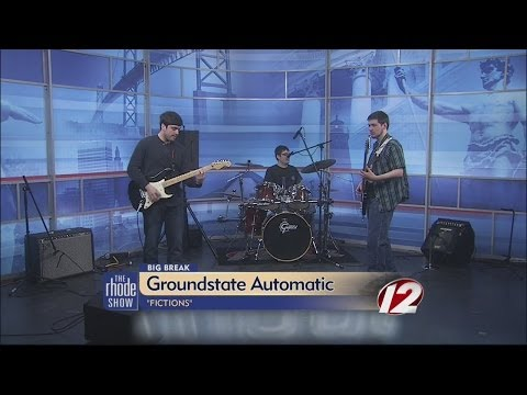 Groundstate Automatic Performs on the Rhode Show