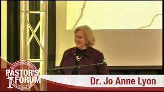 Dr. Jo Anne Lyon pt.1