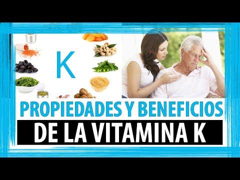 PARA QUE SIRVE LA VITAMINA K | PROPIEDADES Y BENEFICIOS DE LA VITAMINA K