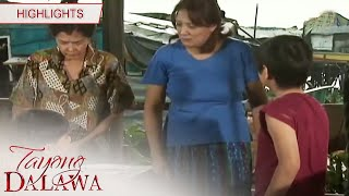 JR and Ramon finds out the truth about their mother   Tayong Dalawa
