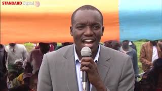 Here is Simba Arati's message to Uhuru on corruption