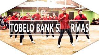 Goyang Tobelo Bank Sinarmas Cabang Ambon Dalam Rangka Porsebank Maluku 2017