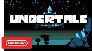 Undertale Nintendo Switch Release Trailer