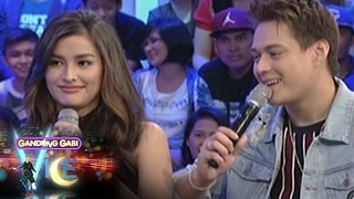 GGV: Liza Soberano admits that she loves Enrique Gil