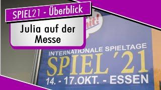 SPIEL 2021 - Übersicht - Bericht - Rückblick - Beitrag - Spiel doch mal!
