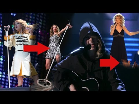 Taylor Swift: Onstage Costume Changes