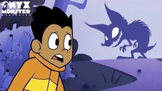 MONSTER PRANKSTER! Onyx Monster Mysteries Episode 2   Halloween Cartoon