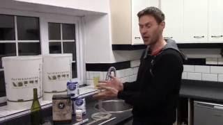 How to brew a Solomon Grundy Gold Chardonnay Wine Kit | Brewbitz Homebrew Shop