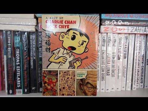 A Arte de Charlie Chan Hock Chye - Comentários