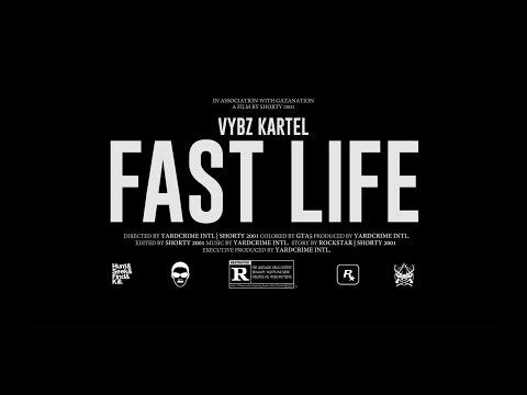 Vybz Kartel - Fast Life (Yardcrime Remix)