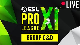 LIVE: Team Liquid vs. 100 Thieves - ESL Pro League Season 11 - Group C