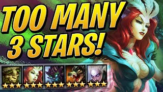 TOO MANY 3 STAR UNITS! Egg Rolling is OP | Teamfight Tactics Set 2 | TFT | LoL Auto Chess