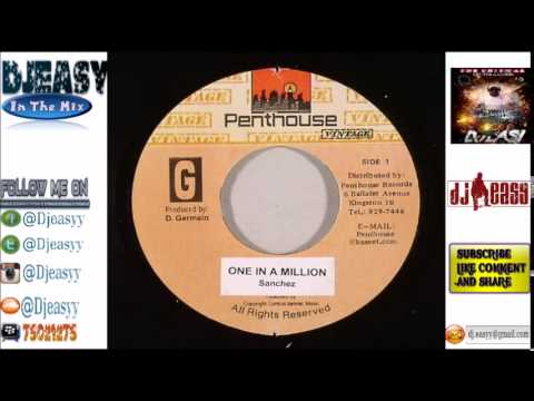College Rock Riddim A.K.A One In A Million Riddim Mix 1993 (Penthouse Records) mix by Djeasy