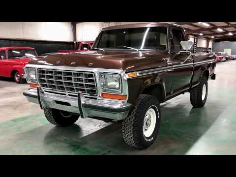 1979 Ford F150 (CC-1387651) for sale in Sherman, Texas