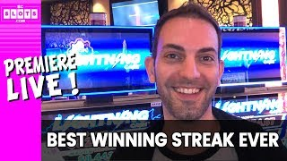 ⚡BEST #WINNING STREAK EVER! 💰$500 at a Time! ✪ BCSlots Live Premiere from San Manuel Casino 🎰