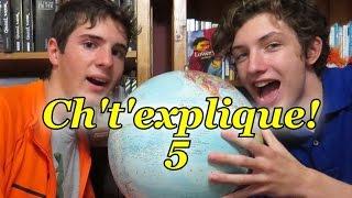 Ch't'explique! 5 - Stéréotypes et Joey
