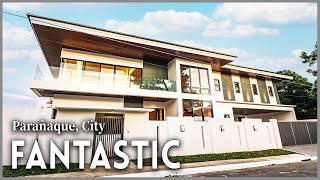 House Tour P40   •   Is this the BEST Paranaque HOUSE for Sale? Wonderful Home, near Bicutan, Skyway