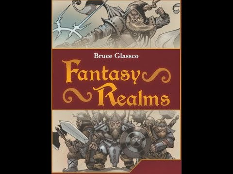 Fantasy Realms - A Forensic Gameology Review