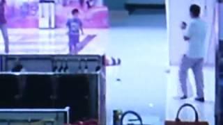 Трагедия в Китае ребёнок упал со второго этажа