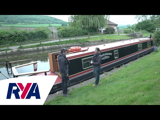 Boating Top Tips - Inland Waterways - Springing Off