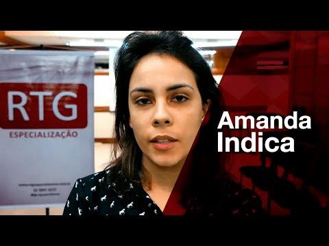 Amanda Beatriz indica | RTG Especialização