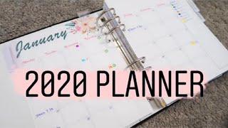 2020 Planner & Home Management Organization