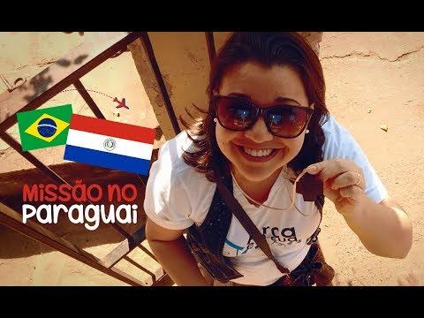 Além das Fronteiras - Missão no Paraguai // Se liga no Sinal