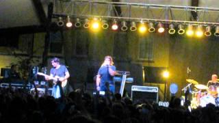 Josh Gracin - Nothin' To Lose LIVE @ Rock The 400 Block 2012