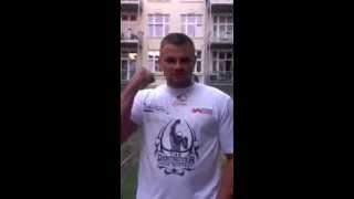 Денис Бойцов поздравил орловчан с Днем города