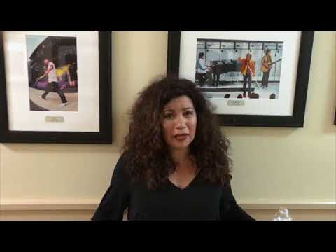 My student, multi-platinum singer, Jeanette Jurado talks about how I helped her with her star-studded career.