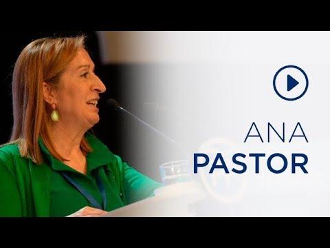 Intervención de Ana Pastor en el 19 Congreso Nacional del PP