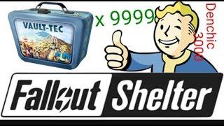 взлом fallout sheter - как получить 9 999 ланч-боксов