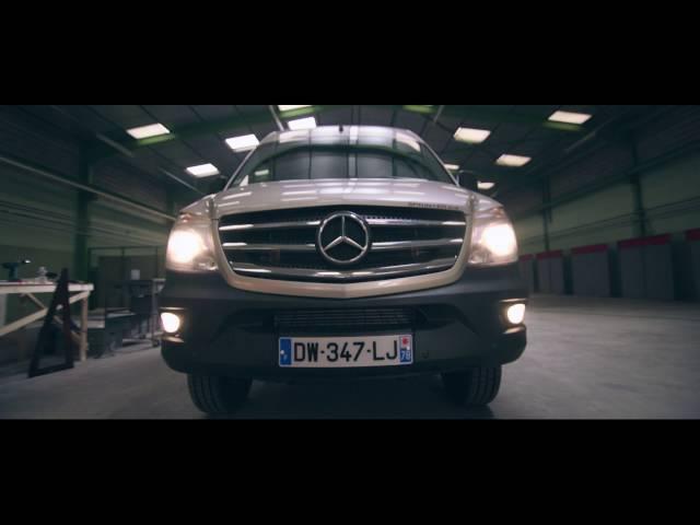 Nouvelle page Facebook Mercedes Benz